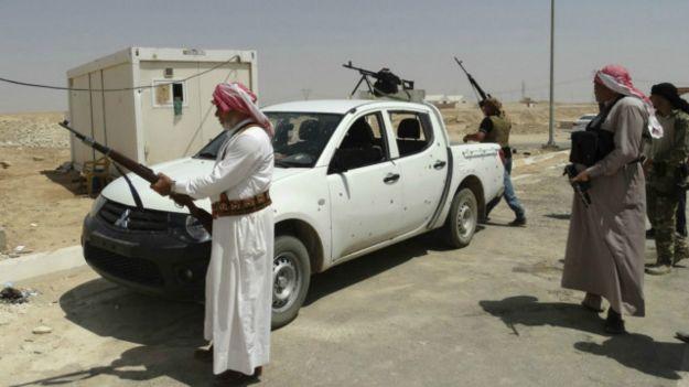 الاوبزرفر: تنظيم الدولة الاسلامية يتبنى سياسة