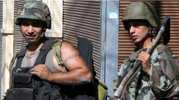 جبهة النصرة تحذر الجيش اللبناني من