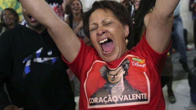Brasil: ¡GANA DILMA ROUSSEFF!