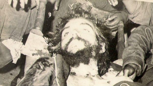 Che Guevara / Crédito: Arquivo Arteaga