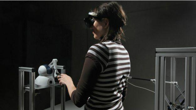 Роботы в лаборатории