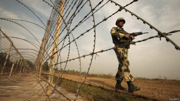 Граница Индии и Пакистана