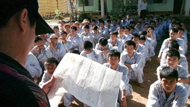 Người cai nghiện ở Việt Nam
