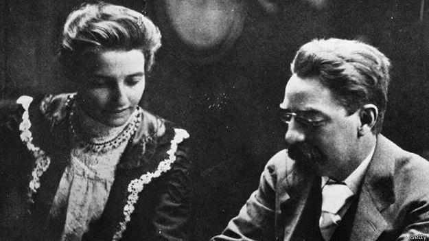 Beatrice y Sidney Webb