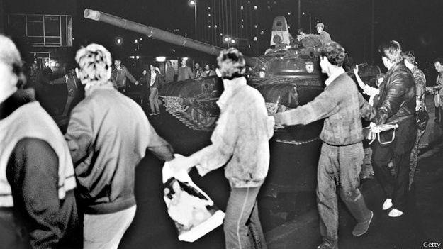 Moscú, 20 de agosto de 1991