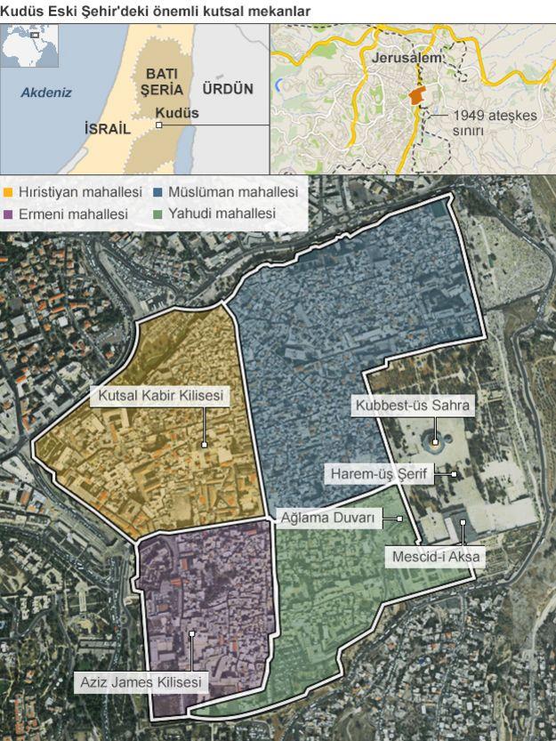 filistin saldırı düzenlenen bölge