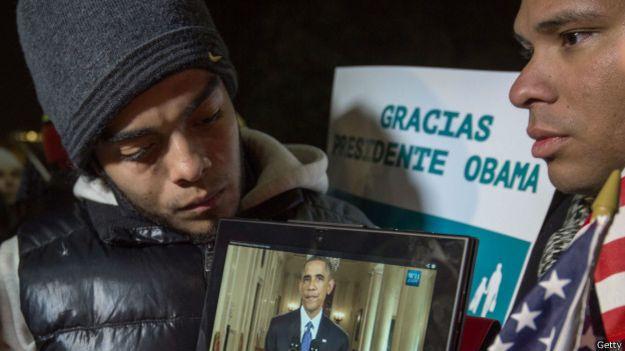 Обама разрешил остаться в США миллионам нелегалов