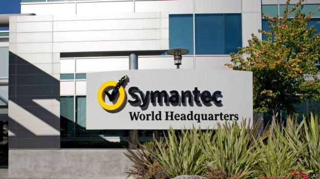 Sede da Symantec