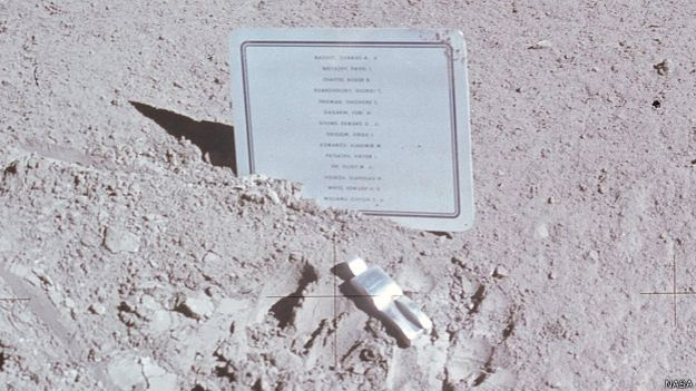 Objeto en la Luna