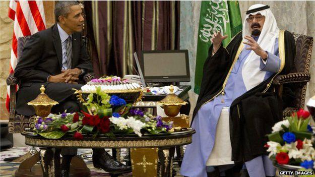 وفاة الملك السعودي عبد الله بن عبد العزيز ومبايعة الأمير سلمان خلفا له 141126075938_president_obama_met_king_abdullah_of_saudi_arabia_in_march_624x351_getty_nocredit.jpg