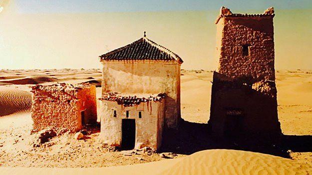 tumba del morabito