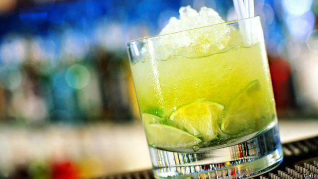 Бразильский коктейль кайпиринья