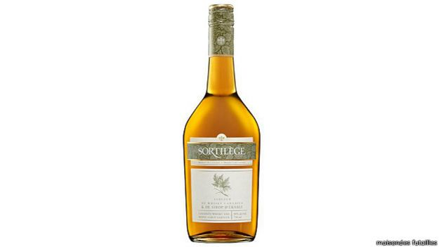 Канадский виски сортилеж