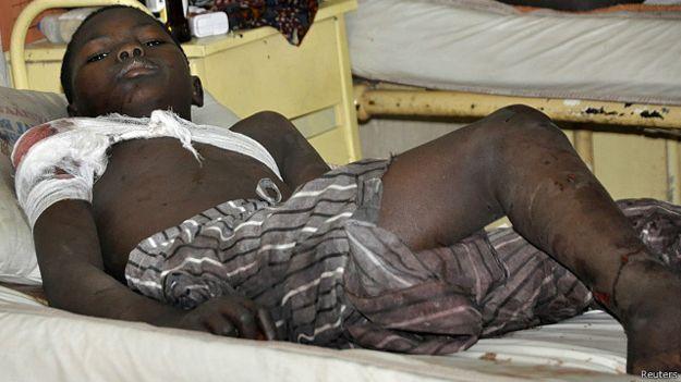 أكثر من مئة قتيل في الهجوم على المسجد في نيجيريا
