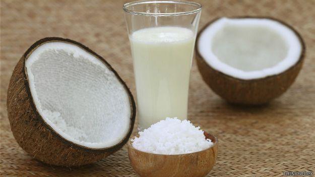 Cocos y leche