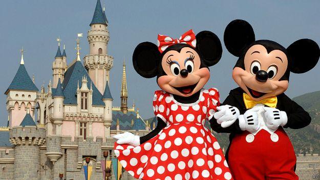 Parque de Disney