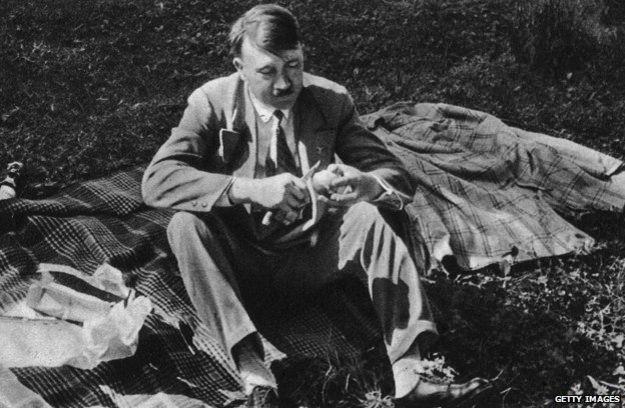 Гитлер на пикнике