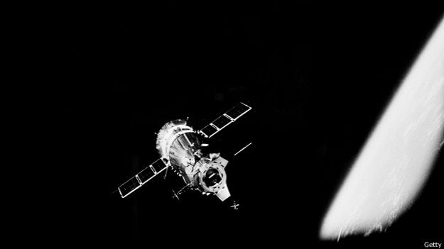 """""""Союз"""" на орбите, 1975 год"""