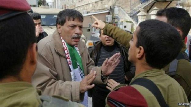 مقتل زياد أبوعين الوزير الفلسطيني