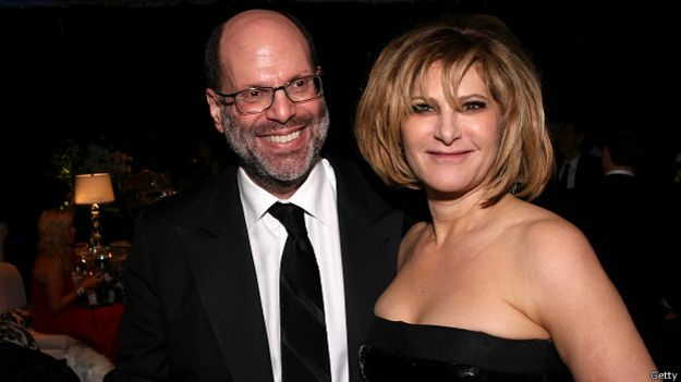Amy Pascal y Scott Rudin