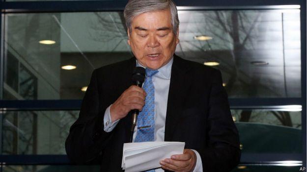 Cho Yang-ho.