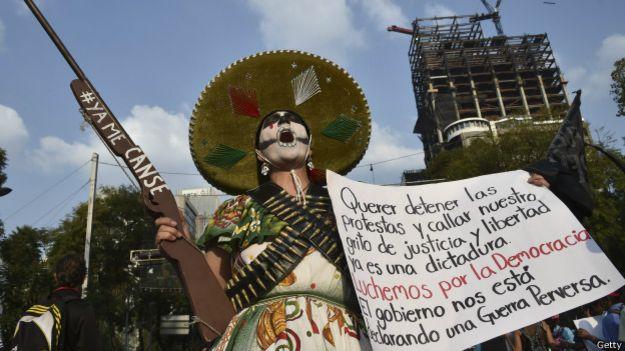 México: el año que vivimos entre la furia y el vértigo