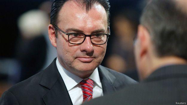 Secretario de Hacienda de México, Luis Videgaray