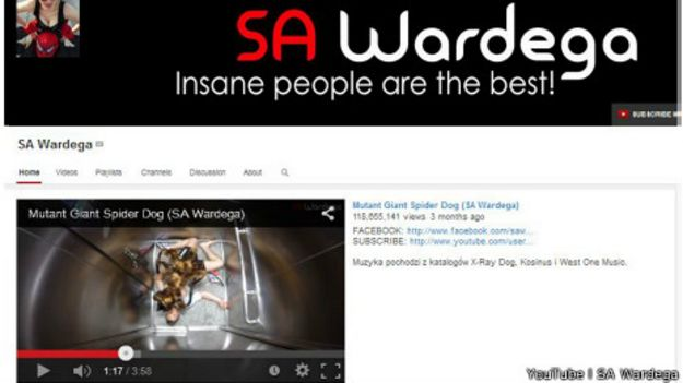 SA Wardega
