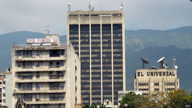 Torres de Caracas