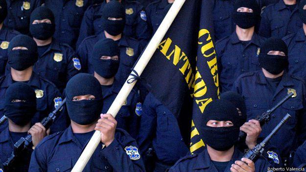 Policía Antipandillas