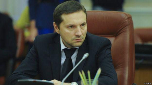 министр Стець