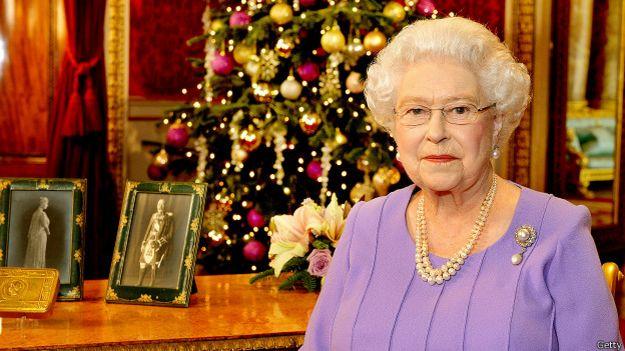 Телеобращение королевы