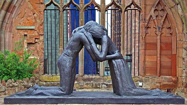 """Скульптура """"Примирение"""""""