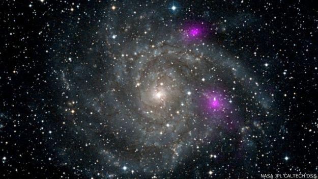 NASA, galaxia