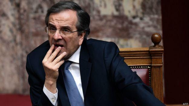 Прем'єр Греції