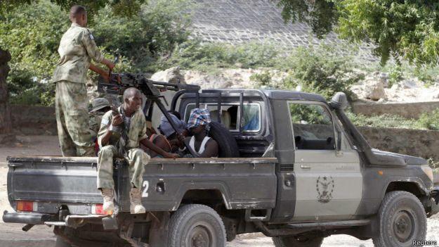 Сомалийские военные