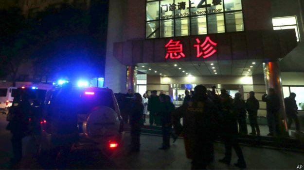 Народная больница №1 в Шанхае