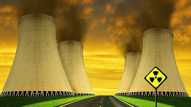 परमाणु ऊर्जा