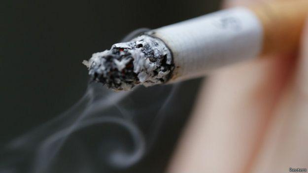 Cigarro (foto: Reuters)