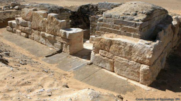 Гробница царицы