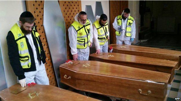 Judíos sepultados