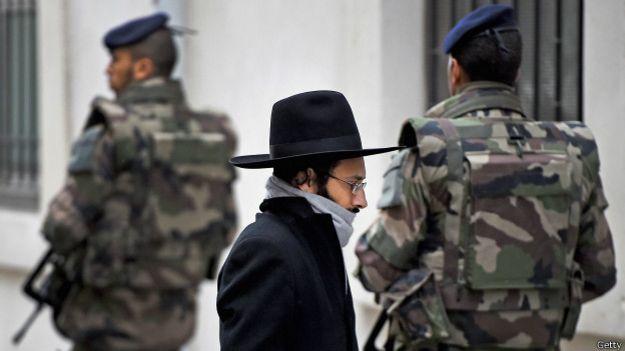 Judío en París