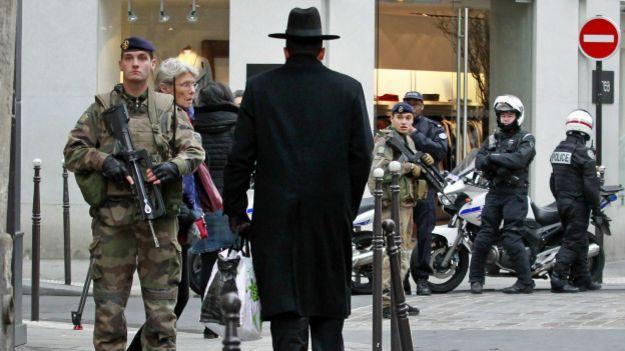 Segurança em Paris