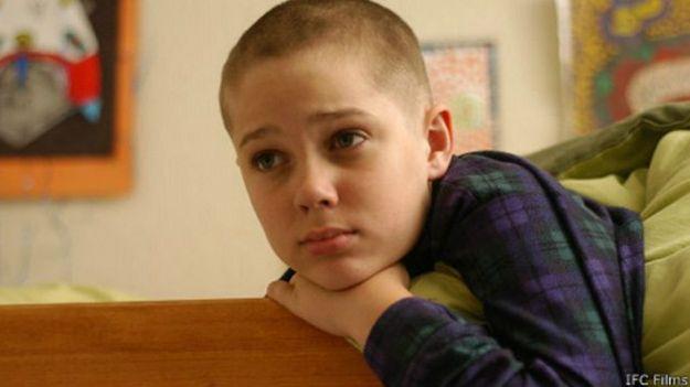 "Escena de ""Boyhood"""