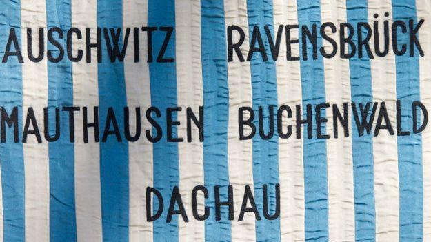 Nomes de campos de concentração nazistas | Foto: Getty