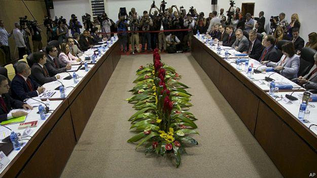 Negociación en Cuba