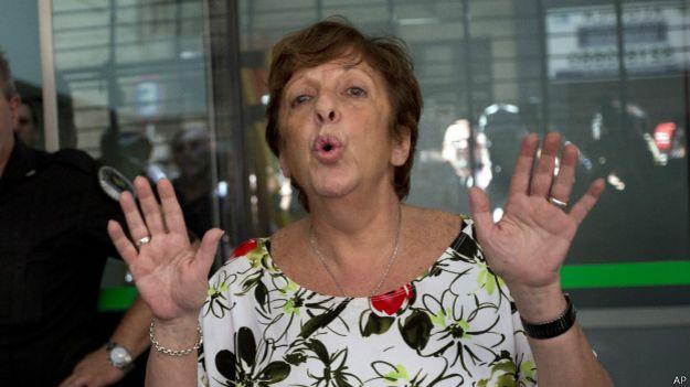 Viviana Fein, fiscal a cargo de la causa Nisman