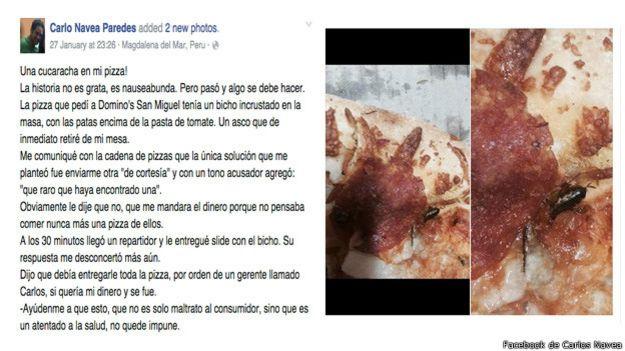 Facebook de Carlos Navea