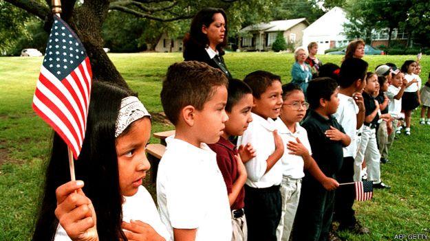 Estudiantes hispanos en EE.UU.