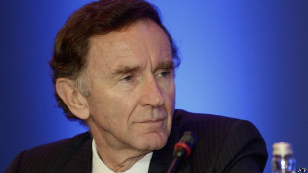 Stephen Green từng là Thứ trưởng phụ trách Thương mại và Đầu tư